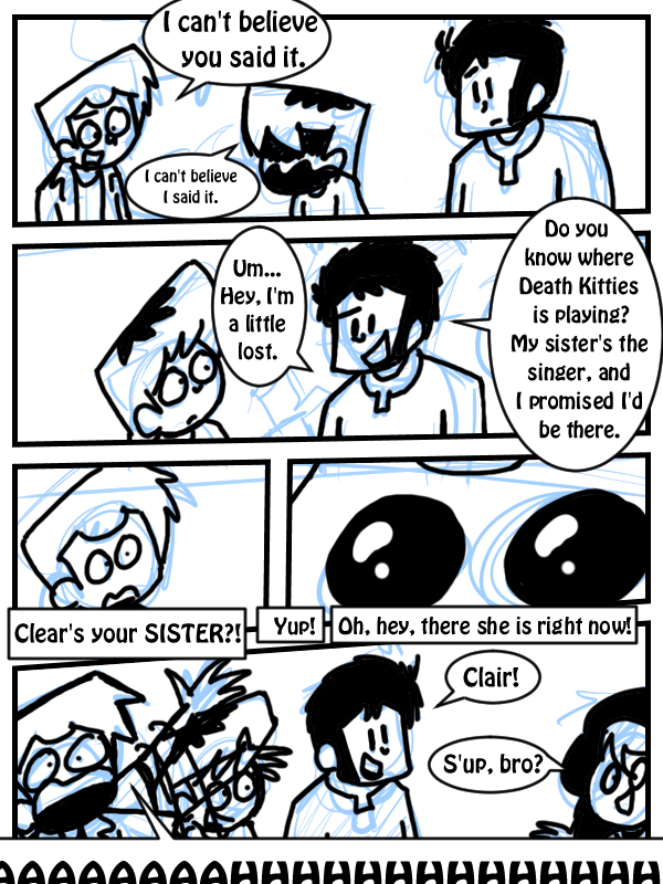 Pow! Right in the Nostalgia, Page 3 by Karda the Green
