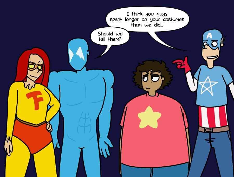 Karabear Comics Presents Special by thewotartmonkey