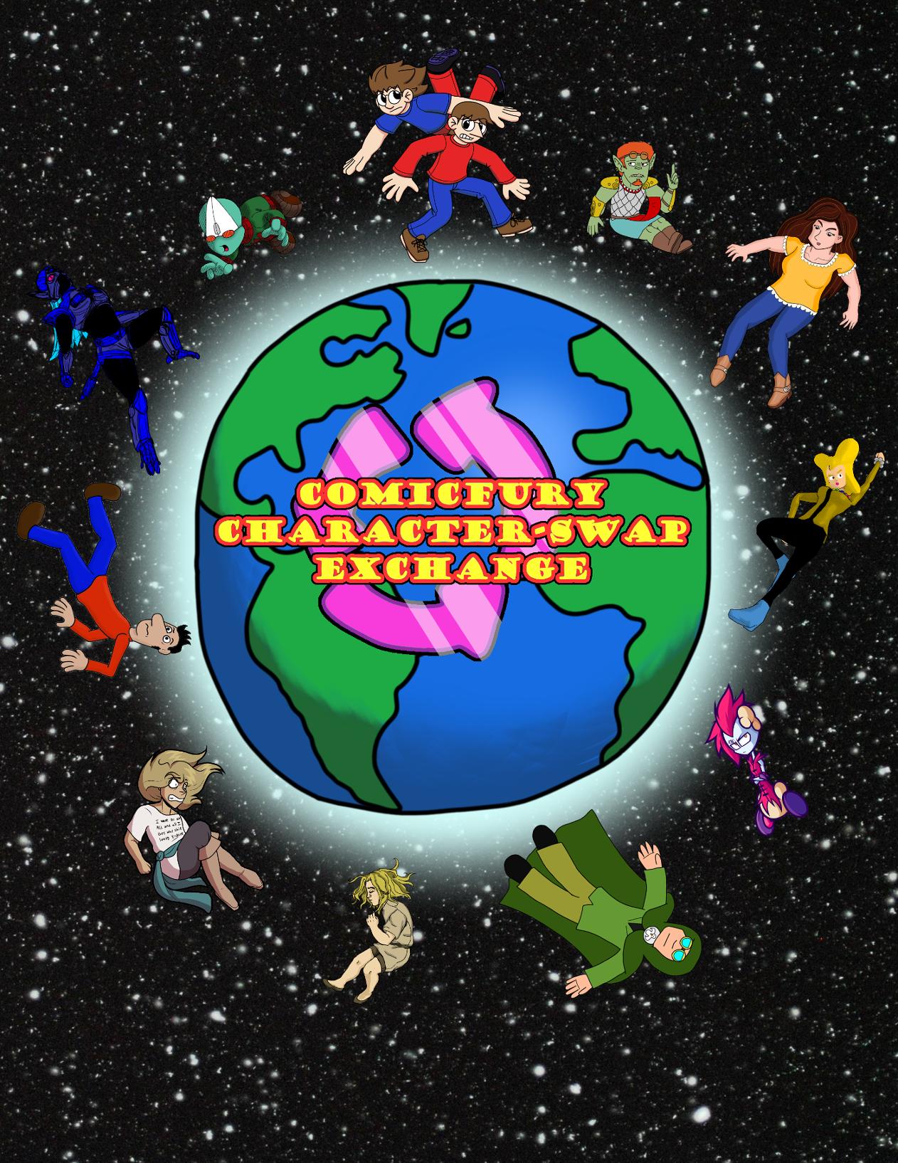 Comicfury Character-Swap Exchange cover