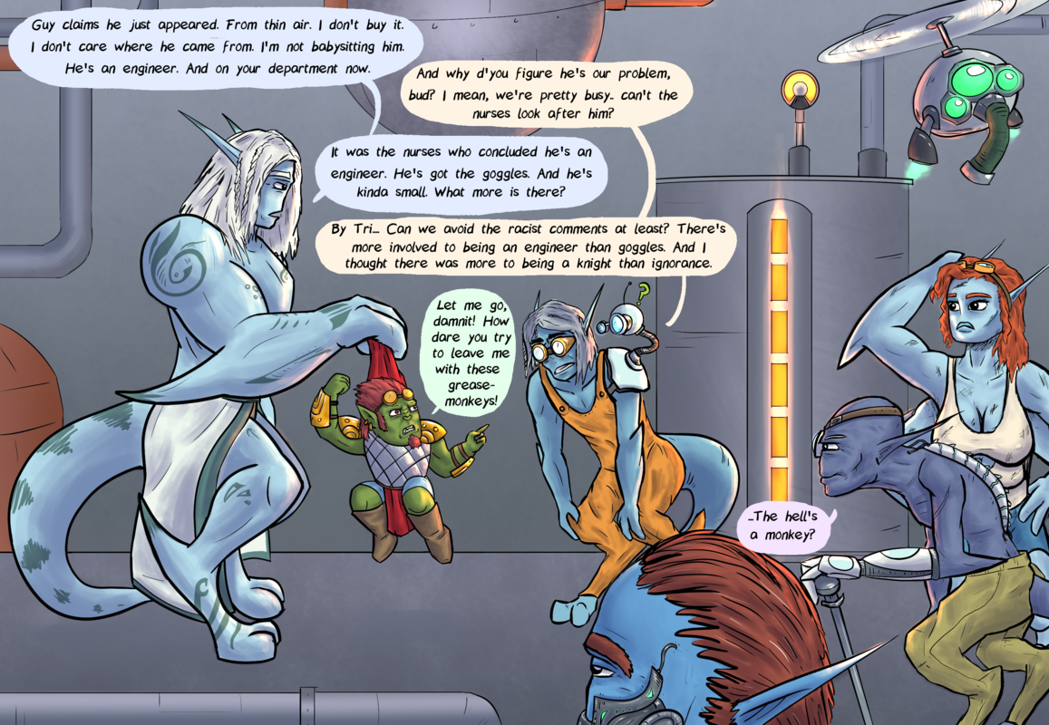 Uib's Legacy to Arkian by Aran_Froggatt