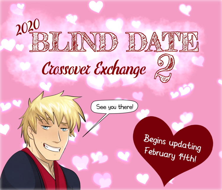 2020 BLIND DATE Crossover Exchange 2 COVER