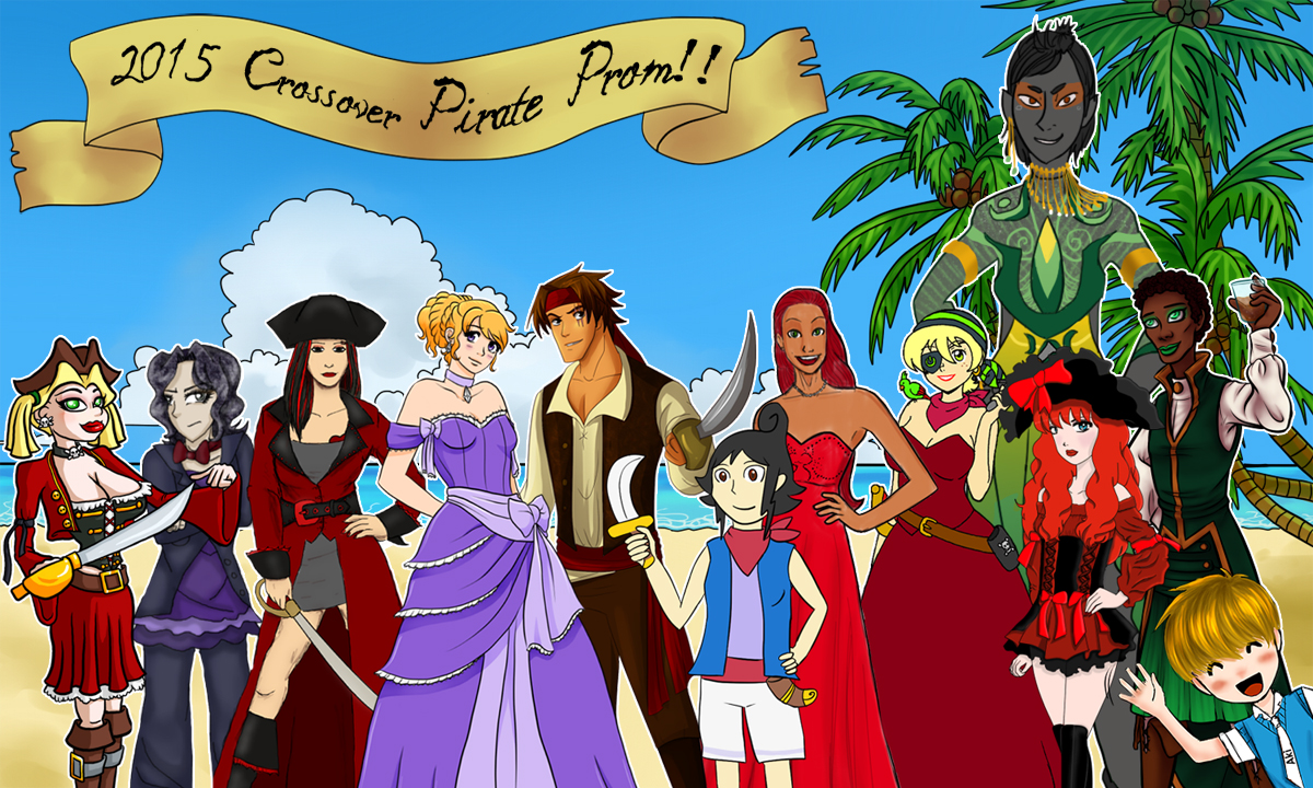 Pirate Prom! Cover Image