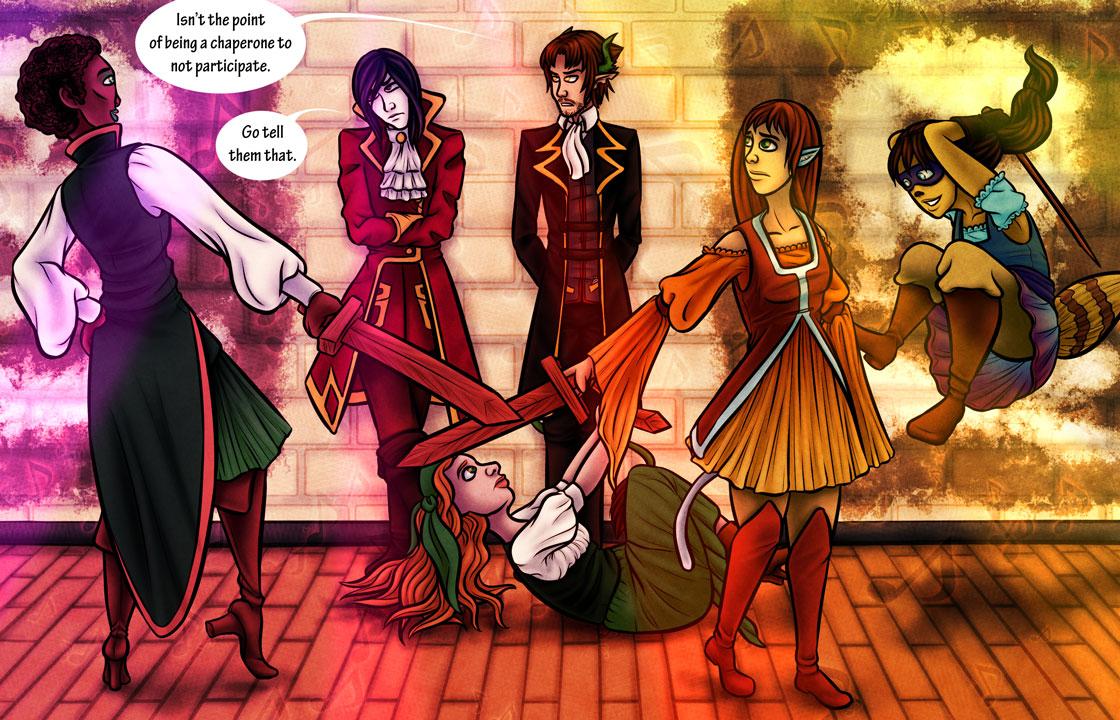 Taking Over Layen by Zartala