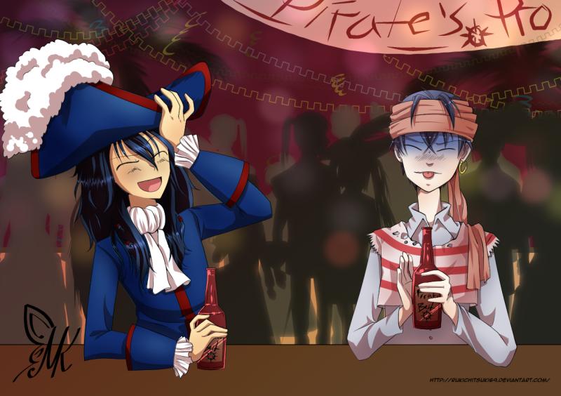 Fallacy by Ruki Chitsuki