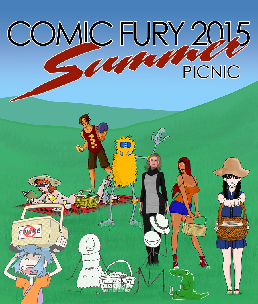 Summer Picnic 2015 Cover!